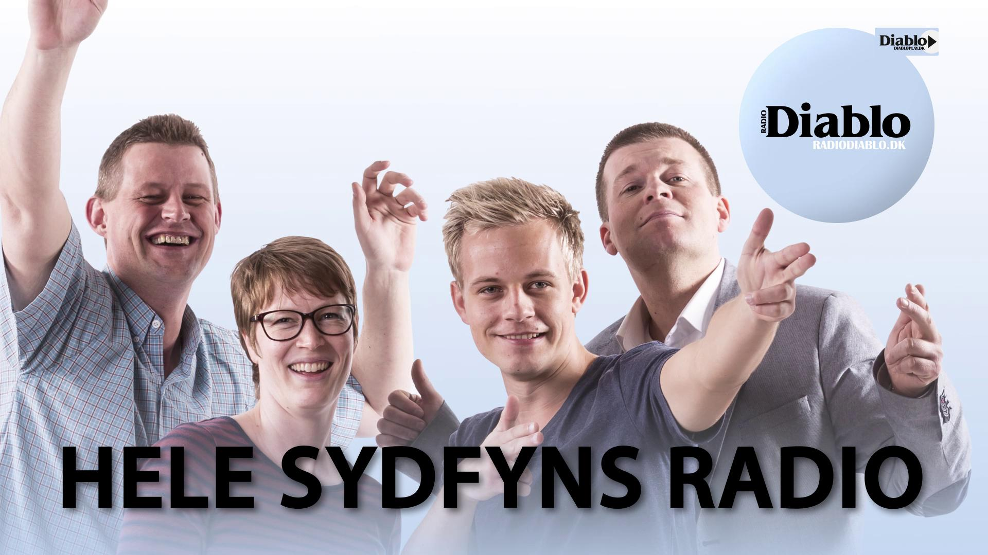 Live Radio Interview fra Radio Diablo i Svedborg