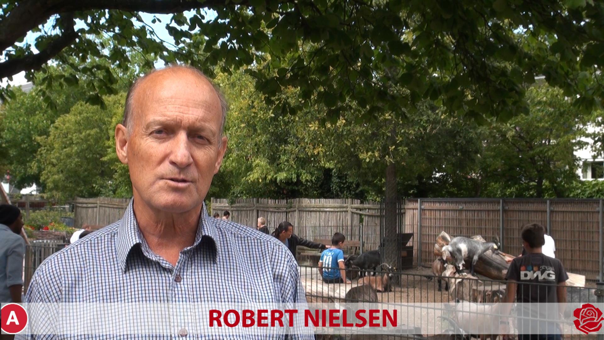 Robert Nielsen Valgvideo