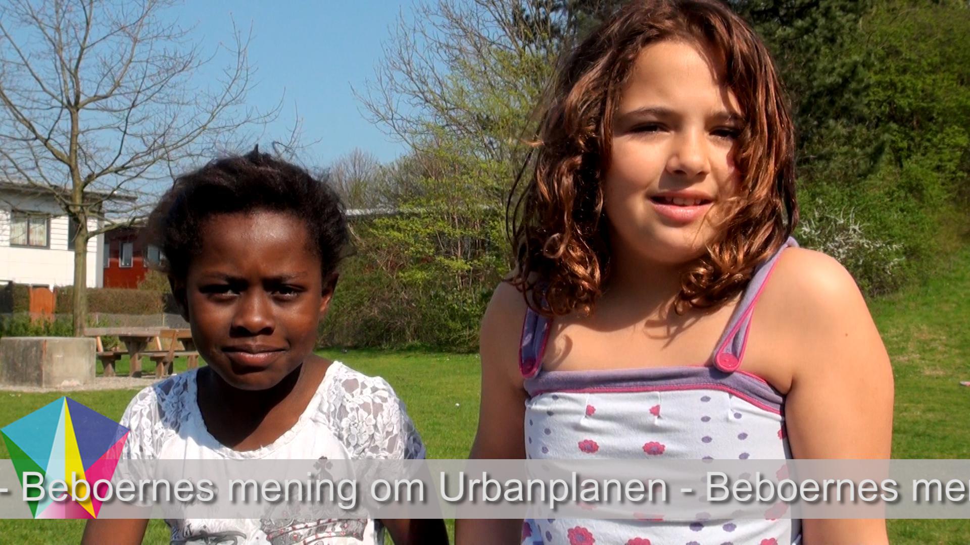 Woxpop af beboere i boligområdet - Urbanplanen på Amager